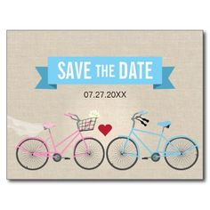 >>>Cheap Price Guarantee          Linen Style Bicycle Wedding Save the Date Postcards           Linen Style Bicycle Wedding Save the Date Postcards In our offer link above you will seeReview          Linen Style Bicycle Wedding Save the Date Postcards Review on the This website by click the...Cleck Hot Deals >>> http://www.zazzle.com/linen_style_bicycle_wedding_save_the_date_postcard-239691875000280694?rf=238627982471231924&zbar=1&tc=terrest