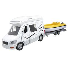 Wilko Play Roadsters Motor Home and Boat Assortment