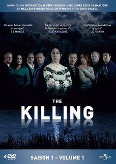 the killing DK - du Nordique brillantissime, du killer de chez killer et une héroine anti héros, une fin surprenante. quelle vie elle a eu cette pauvre fliquette