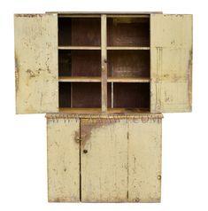 Antique Furniture_Cupboards, Built-in Cupboards, Hanging Cupboards