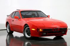 Bid for the chance to own a No Reserve: 1984 Porsche 944 at auction with Bring a Trailer, the home of the best vintage and classic cars online. Porsche 924s, Virtual Memory, Timing Belt, Classic Cars Online, Manual Transmission, Engineering, Cricut, Trucks, Red