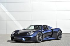 Looking for the Porsche 918 Spyder of your dreams? There are currently 9 Porsche 918 Spyder cars as well as thousands of other iconic classic and collectors cars for sale on Classic Driver. Porsche 918 Spyder, Porsche Gt, Porsche Sports Car, Porsche Panamera, Porsche Carrera, Convertible, Engin, Unique Cars, Car Wheels