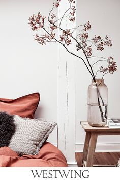 Pin & win een voucher van € 1000 voor WestwingNow - Lilly is Love Modern House Design, Modern Interior Design, Youth Rooms, Homemade Face Paints, Natural Interior, Wall Paint Colors, Dream Rooms, Chinoiserie, Ornament