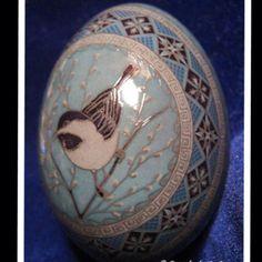 Pysanka Easter Egg by So Jeo.