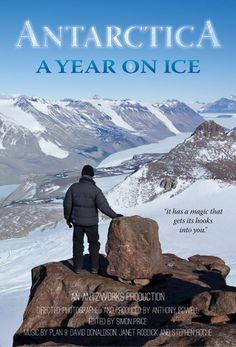 "The release date of ""Antarctica: Year on Ice"" is July 01, 2013 in US movie theatres. The movie is produced by Anthony"