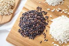 Rice 101 black rice