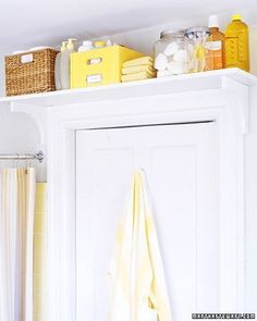 The bathroom is the smallest room in the house, yet stores the most varied collection of stuff. How do you fit everything in and keep it from getting cluttered? Here are 10 creative storage solutions from our archives and around the web.