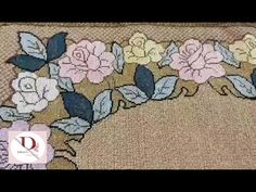Kids Rugs, Embroidery, Stitches, Home Decor, Youtube, Needlepoint, Stitching, Decoration Home, Kid Friendly Rugs