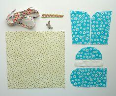 Quiet Book Sew Along Week 16 Materials