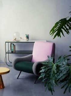 The Lady chair, a beautiful piece of furniture by the master of Italian design Marco Zanuso. Read its story clicking on the image.