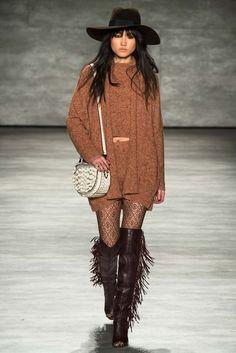 Rebecca Minkoff Fall 2015 Ready-to-Wear Look 15