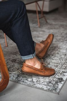 Preppy Mens Fashion, Mens Fashion Shoes, Leather Boat Shoes, Mens Boat Shoes, Sperrys Men, Sperry Shoes, Boys Shoes, Casual Shoes, Southern Marsh