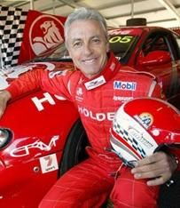 "PETER BROCK ~ R.I.P. ~ (1945 – 2006) known as ""The King of the Mountain"" was one of Australia's best-known and most successful motor racing drivers. He won the Bathurst 1000 endurance race nine times, the Sandown 500 touring car race nine times, the Australian Touring Car Championship three times, the Bathurst 24 Hour once and was inducted into the V8 Supercar Hall of Fame in 2001."