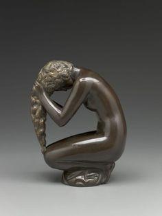 Venus Anadyomene Paul Manship, 1924 The Indianapolis Museum of Art