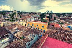 Numa ilha chamada Cuba .