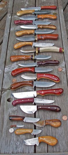 Knifes within a dream of Knifes.