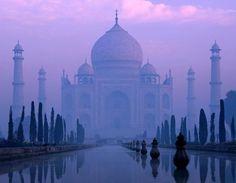 De Taj Mahal, India