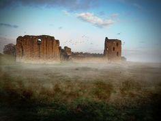 Flint Castle via pinterest