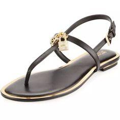 Michael Kors Suki Flat Sandals