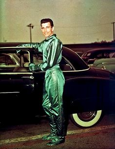 Michael Rennie - The Day The Earth Stood Still