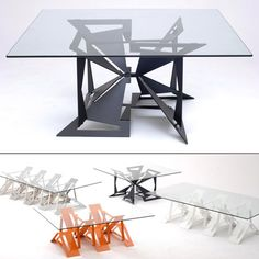 Table 4foldlow by George Rice | Polo's Furniture