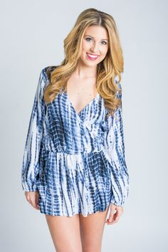 Savannah Romper from Stella Rae's