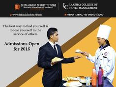 Top Hotel Management Institutes in Delhi NCR - LCHM | Panipat | Haryana | SelliBy Classified India