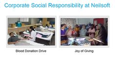 Corporate Social Responsibility at Neilsoft Engineering Schools, Corporate Social Responsibility, Blood Donation, Head Start, No Response, This Is Us