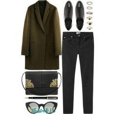 #winter #fashion #coat