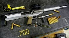 Some people just need a bigger gun. I present the .70 cal. rifle. yeah. visit the site.