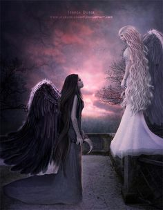 The ying and the yang of Angels!