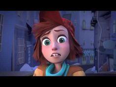 Короткометражный анимационный мультик Могу я остаться