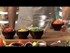 Coisas que Gosto: Receita de Wraps de legumes | Recepedia