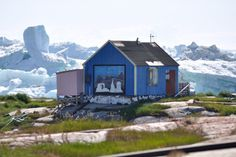 ilulissat greenland summer | Rodebay excursion in Greenland to visit a local traditional village ...