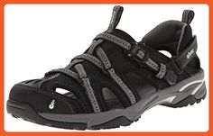 Ahnu Women's Tilden V Water Shoe, Black, 7 M US - Outdoor shoes for women (*Amazon Partner-Link)