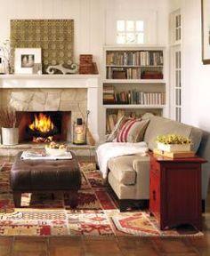 love this PB living room