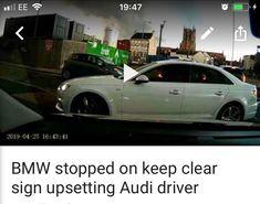 Audi, Bmw, Dashcam