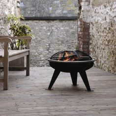 We are pleased to offer the finest in British design and quality in the Urban 880 Fire Pit. Barbecue, Large Fire Pit, Fire Pit Patio, Fire Pits, Patio Heater, Outdoor Living, Outdoor Decor, Urban, Bars For Home
