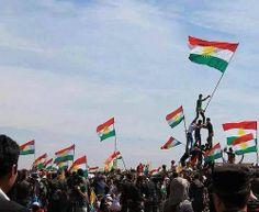 Kurdistan National Flag Day
