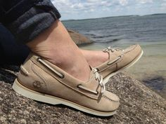 Boat Shoes - Timberland