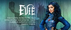 Descendentes-Evie