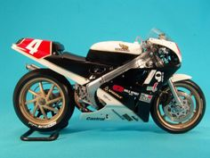 Honda rc30 sbk 1/12