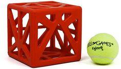 Kyjen Cagey Cube Dog Toy