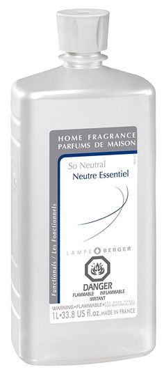 Lampe Berger Fragrance, 33.8 Fluid Ounce, So Neutral * Click image for more details. (This is an affiliate link and I receive a commission for the sales)