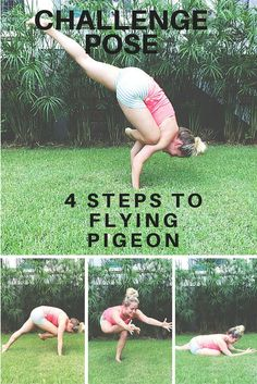 Move with confidence into Flying Pigeon with these step-by-step prep poses from YJLIVE presenter Kathryn Budig.