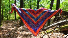 Tlapičky v teple& proužky / Zboží prodejce mari. Knit Scarves, Blanket, Knitting, Scarf Knit, Tricot, Breien, Stricken, Weaving, Blankets