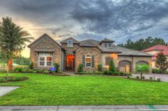 The Allegheny at Greenleaf Preserve at Nocatee. ICI Homes. #pontevedra #estate #homes #nocatee