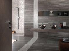 Tile & Natural Stone Products We Carry - modern - bathroom tile - bridgeport - Floor Decor tile for downstairs bathroom Modern Bathroom Tile, Bathroom Tile Designs, Bathroom Floor Tiles, Diy Bathroom Decor, Bathroom Ideas, Modern Bathrooms, Downstairs Bathroom, Kitchen Floor, Bathroom Furniture