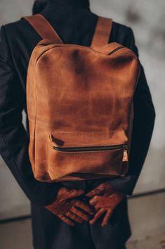 College Backpack Minimalist Backpack Laptop Backpack Leather Backpack Bag  Men Backpack Women Backpack Vintage Backpack Leather Bag Bookbag f2fc92b1f89fd