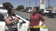 Hear from valued Madera Toyota customer, Stephanie, as she speaks about the Pre-Owned Corolla she purchased from the dealership, as well as her experience working with our Sales Pro, Angelica.